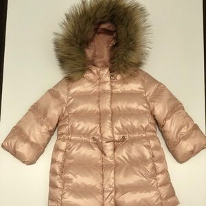 Gap Winter Blush Jacket
